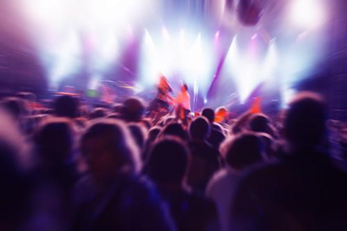 Conciertos y Festivales